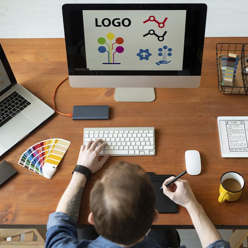 logotipos caracteristicas y realizacion para que tenga exito